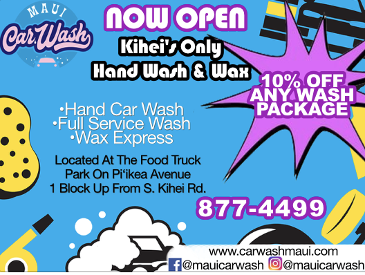Maui Car Wash