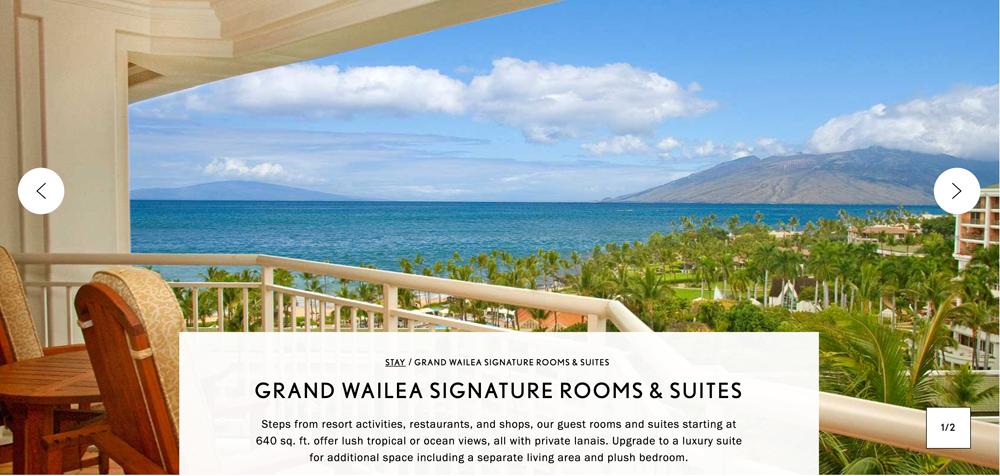 Gran Wailea Maui Resort